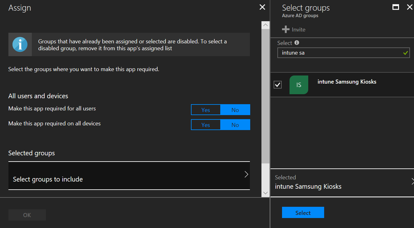 Leon's IT Blog: Intune Android Enterprise Kiosk Devices (COSU)