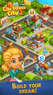 Cartoon City 2: Farm to Town 1.49 Apk + Mod Android