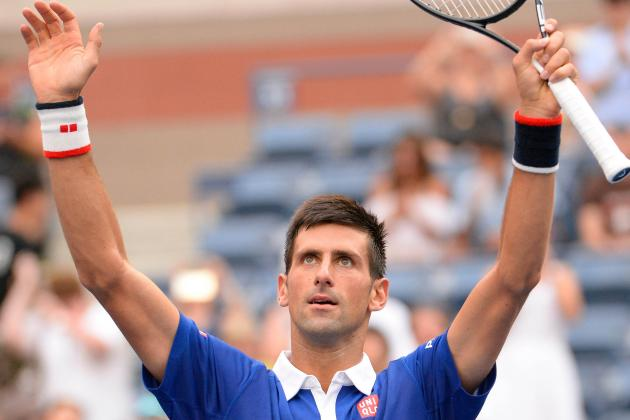 US Open Live Streaming Novak