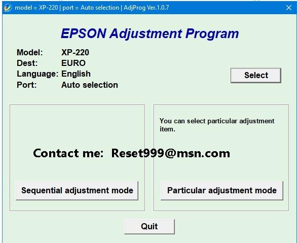 adjustment program torrent