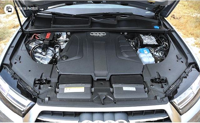 2021 Audi Q7 2.0T Review