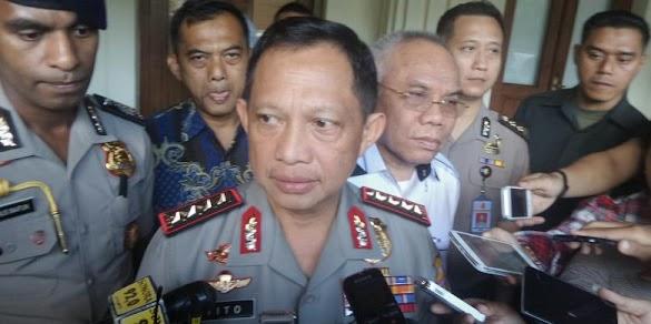 Pendukung Jokowi Diam Membisu Kasus Dugaan Suap Kapolri?