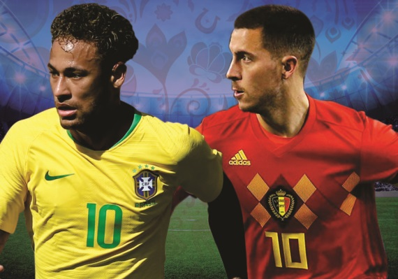 Brazil vs Belgium - Preview - World Cup 2018