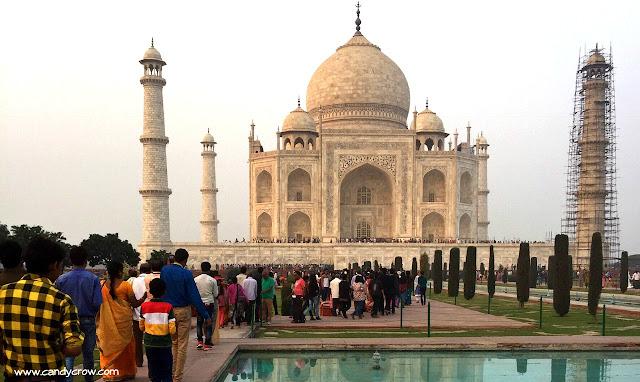 Places to Visit in DELHI & AGRA in 4 Days taj mahal