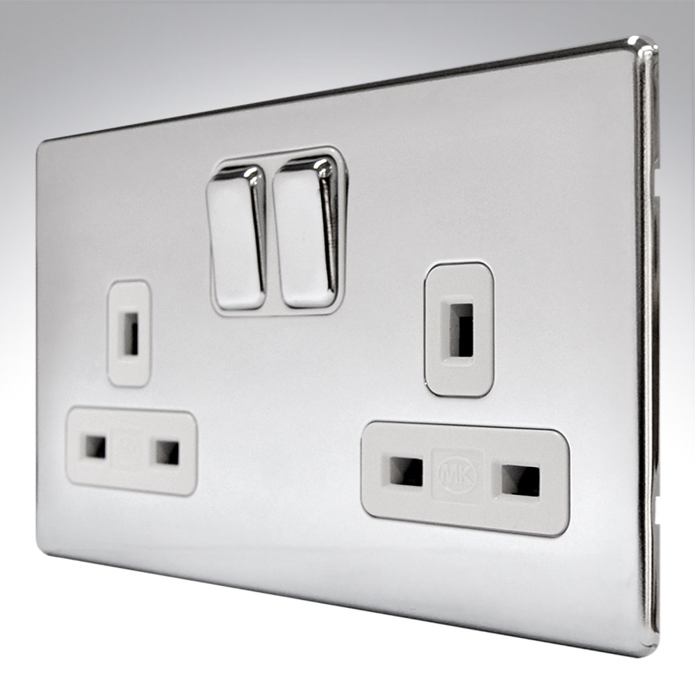 Do double insulated light switches & sockets exist & do I need them?