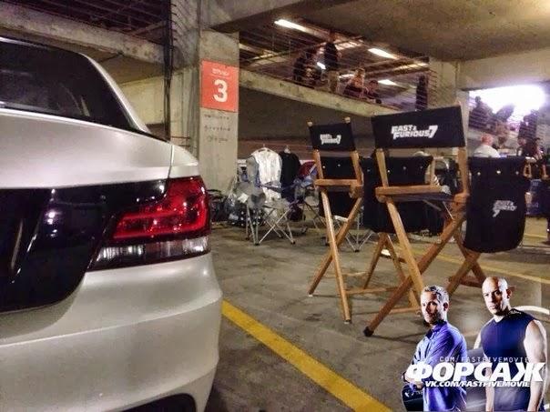 Fast & Furious World: Lucas Black en el rodaje de Fast ...