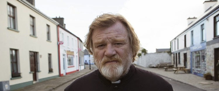 Brendan Gleeson has a crisis of faith in Calvary.