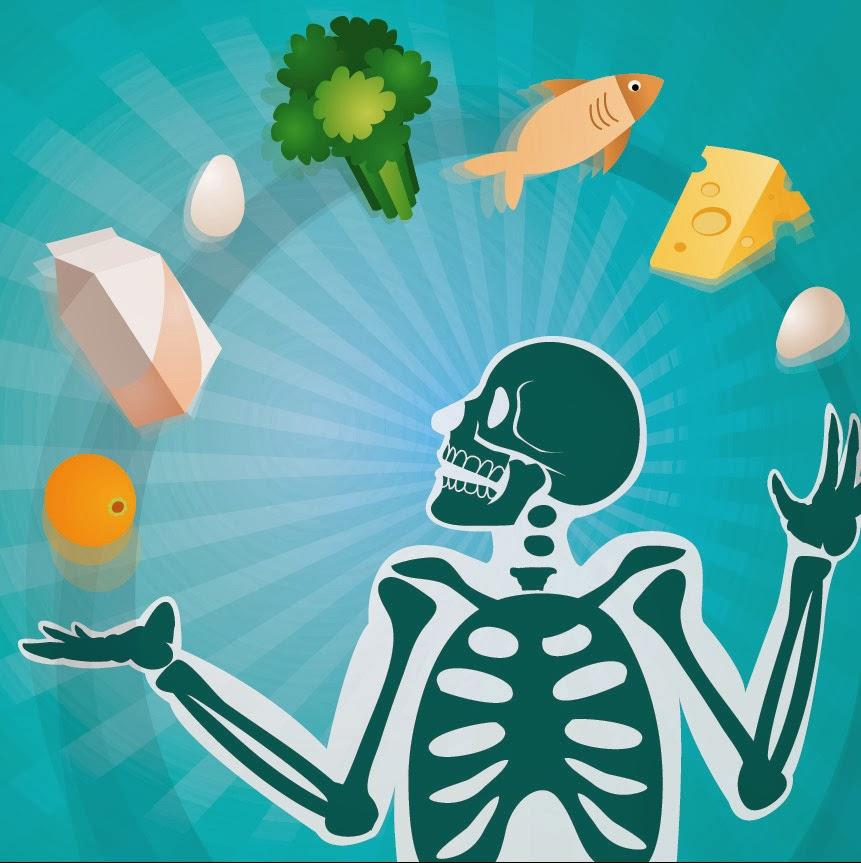 makanan tulang sehat