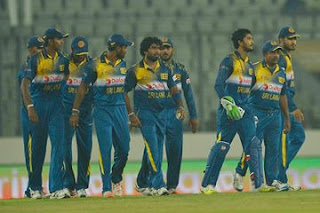 Sri Lanka won by 14 runs - UAE 115/9 (20.0 Ovs) Patil 37, Malinga 4/26, Kulasekara 3/10, Herath 2/22