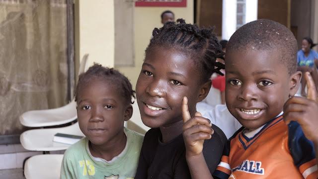 muchacho haitianos - independencia de Haití y Santo Domingo