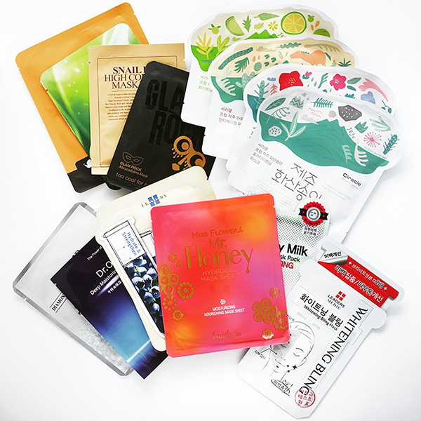 Asian Sheet Masks