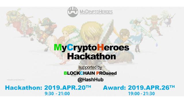 MyCryptoHeroes Hackathon