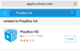 vshare install playbox