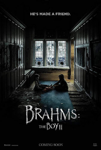 Brahms: The Boy II (Web-DL 720p Dual Latino / Ingles) (2020)