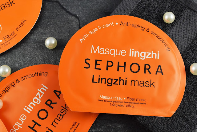 Sephora Lingzhi Sheet Face Mask