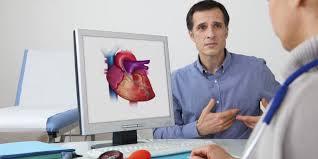 tanda dan ciri serangan jantung koroner