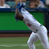 Yasiel Puig slams bat in dirt after flying out (Video)