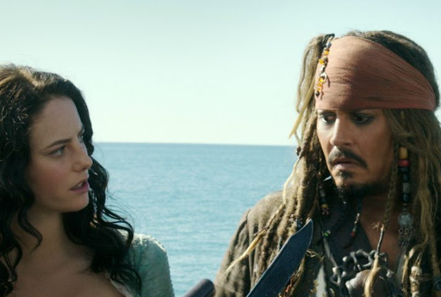 'PIRATES OF THE CARIBBEAN: DEAD MAN TELL NO TALES' (2017) - Swashbuckler Reunites and Returns to the Seas. Johnny Depp returns! Text © Rissi JC