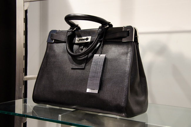 Air Of Elegance Handheld Leather Tote Bag Autumn Winter Handbags At French Connection