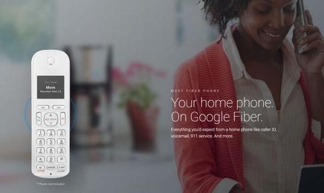 Telefonia Fija de Google