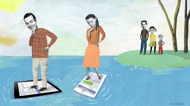 Çocuklarınızın iyiliği için bırakın o telefonları diyor Dr. Jenny Radesky!