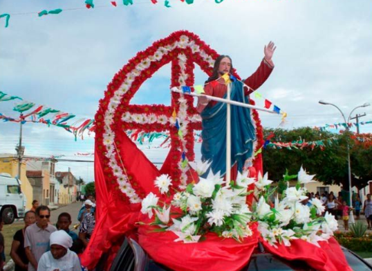 Em Pão de Açúcar/AL, tradicional Festa de Bom Jesus dos Navegantes começa nesta quarta-feira, 10, confira a programação