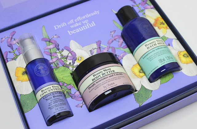 Neal's Yard Remedies Beauty Sleep Organic Collection Review