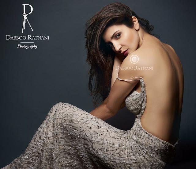 Anushka Sharma Hot Photoshoot