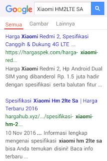 Cara Melihat Tipe HP Xiaomi Asli