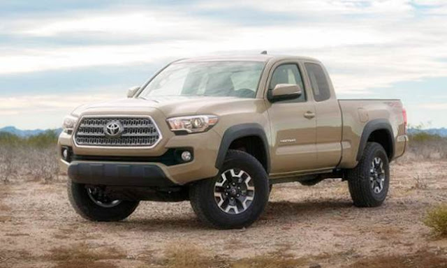 2018 Toyota Tacoma TRD Pro Redesign