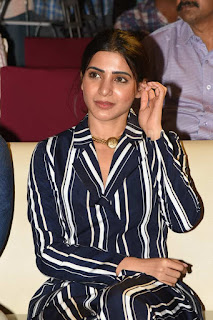 Samantha Akkineni At Uturn Pre Release Event Photos
