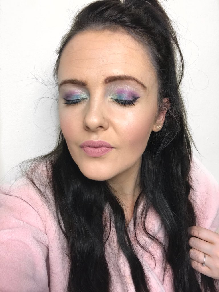 Makeup Revolution Redemption Palette Mermaids Vs Unicorns Post