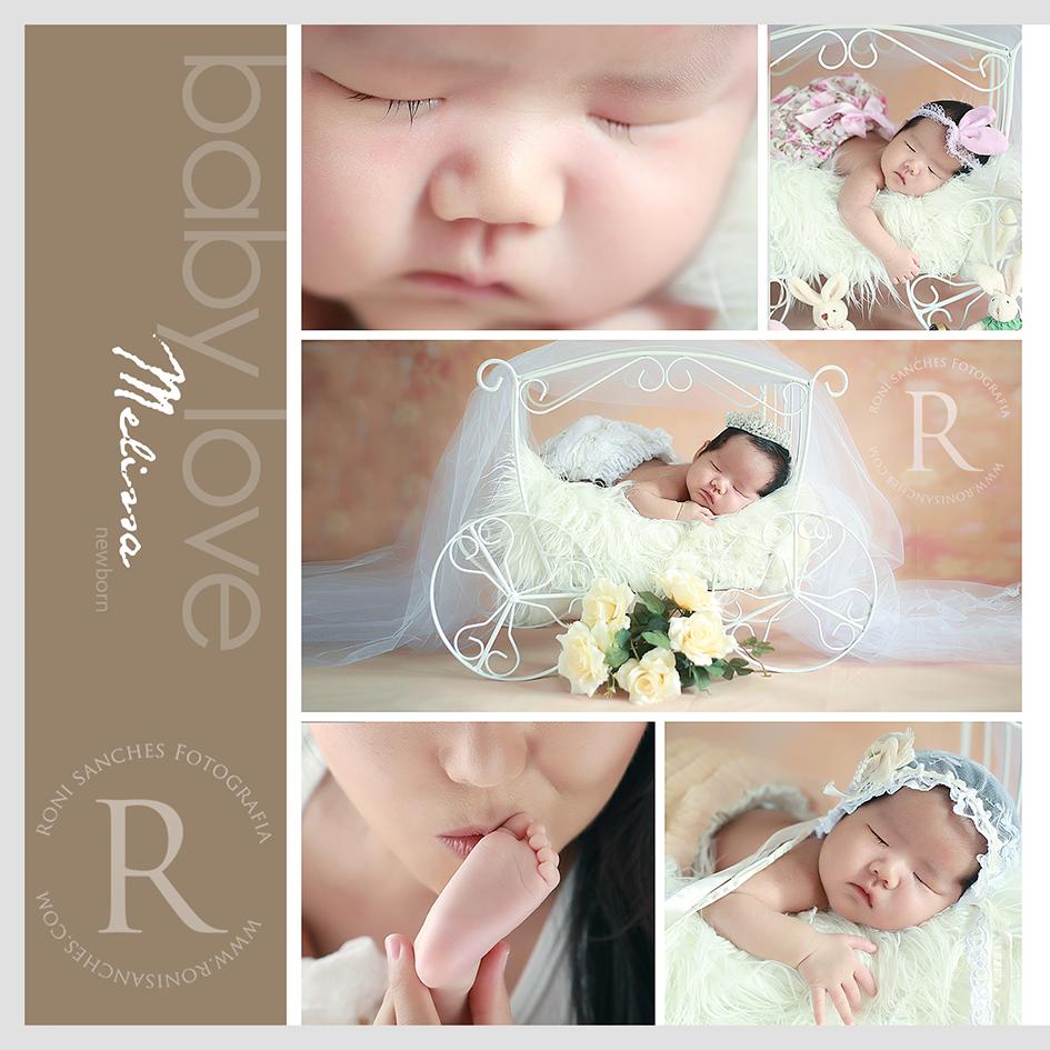 fotos de newborn são feitas em sessões de fotos em estudio