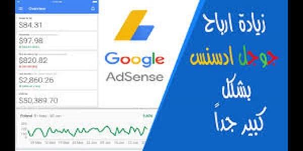استراتيجية لربح من 1$ الى 10$ من جوجل ادسنس  google adsense في اليوم و بالدليل  وحسب ذكائك