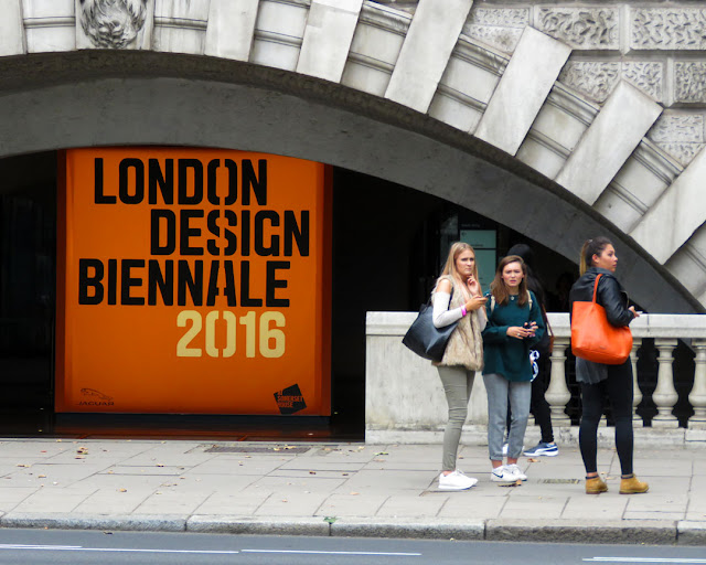 London Design Biennale 2016, Somerset House, Victoria Embankmente, London