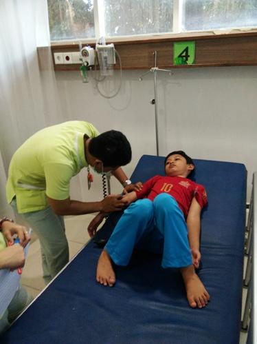 Pengalaman Merawat Anak yang Terkena DBD