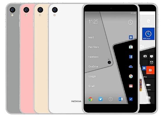 Hp Android Nokia Layar 5.5 Inci Terbaru