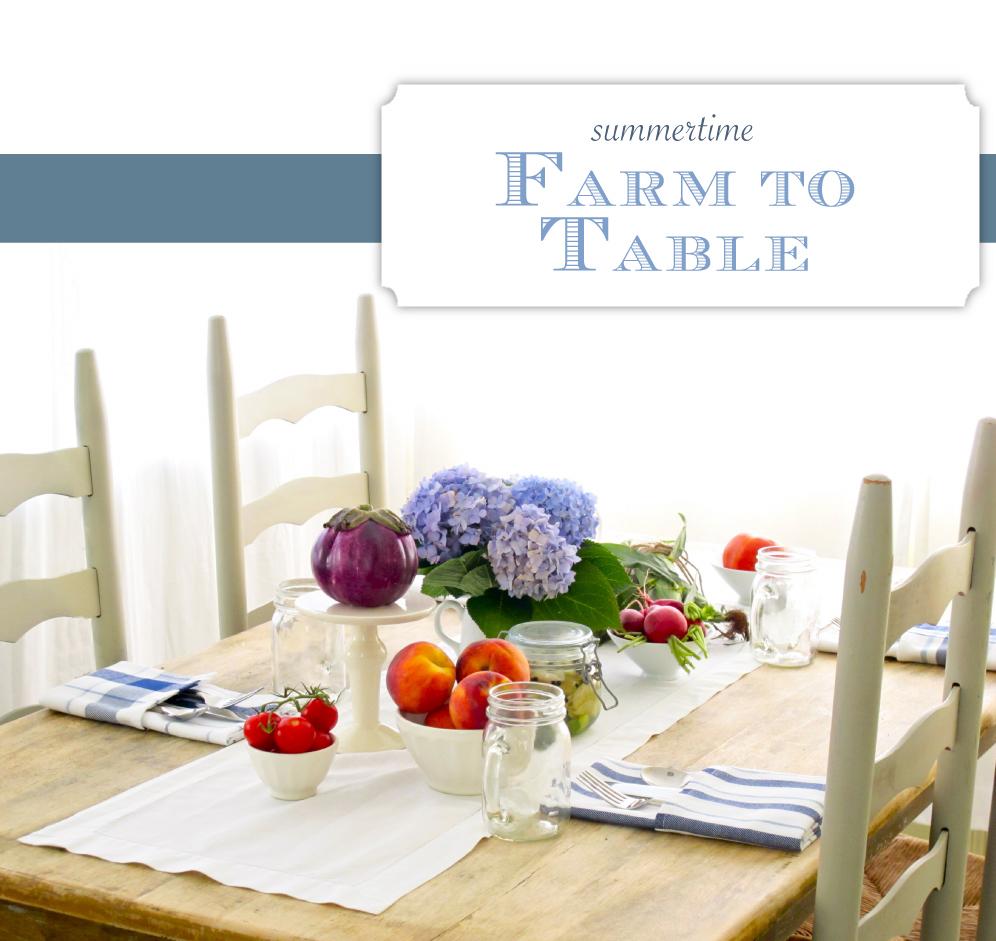 Jenny Steffens Hobick Farmers Market Inspired Dinner