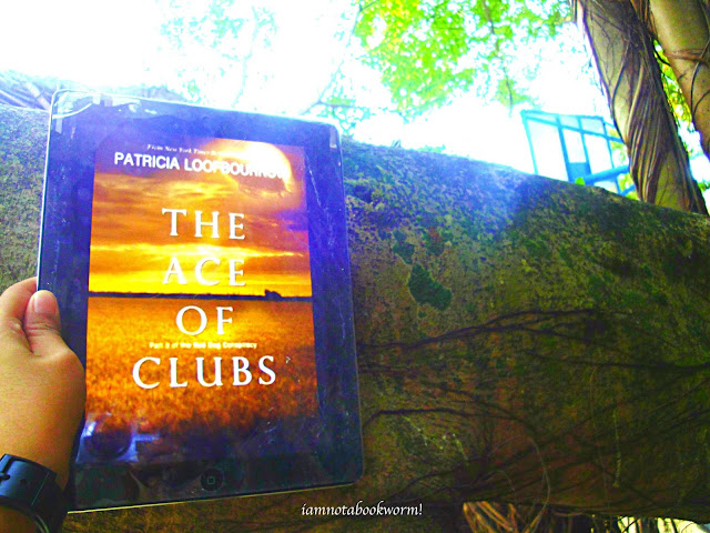 The Ace of Clubs by Patricia Loofborrow | A Book Review by iamnotabookworm!