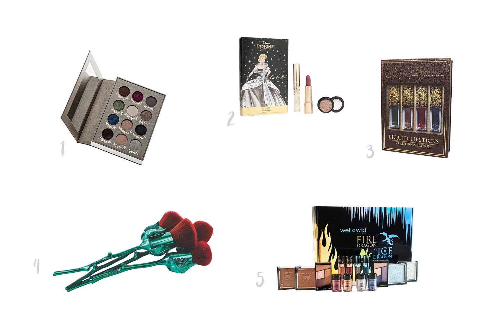 Noël idées cadeaux beauty addict produits dérivés