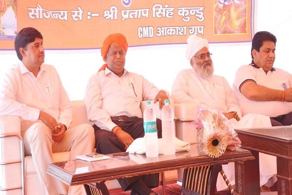 Pratap Singh BJP Leader Palwal Faridabad