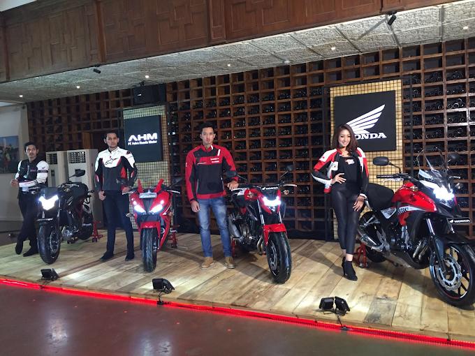 Honda Launching Moge 500cc dan 650cc