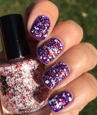 A Box Indied April, Take Me Out To The Ballgame; KBShimmer Fireball