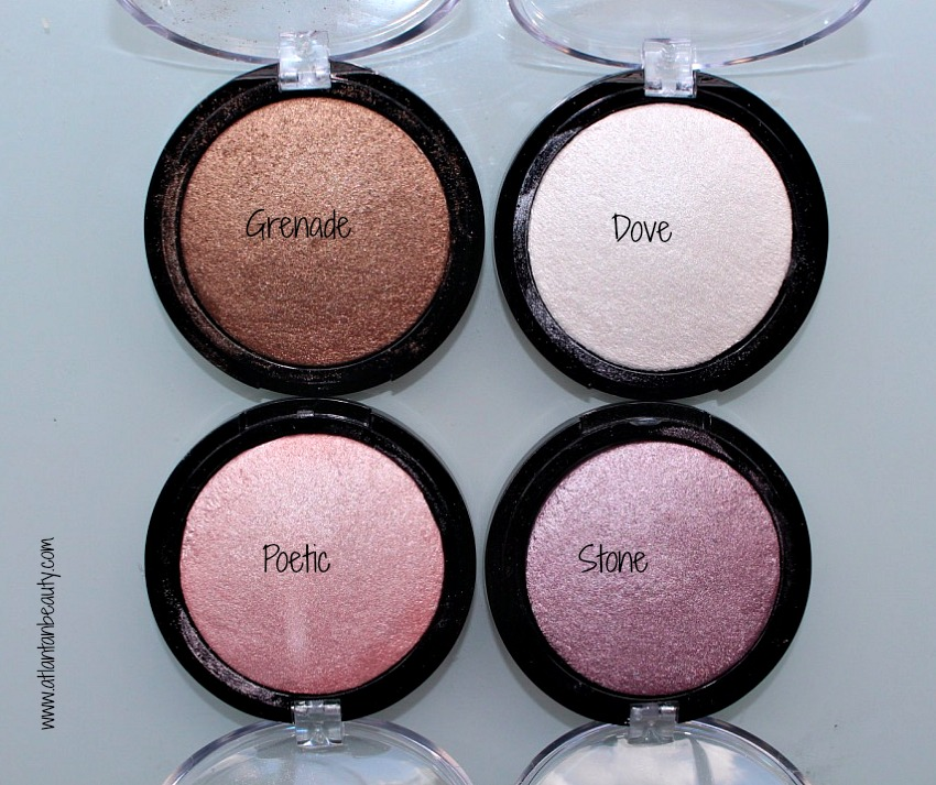 AOS Studio Wonder Baked Eyeshadows