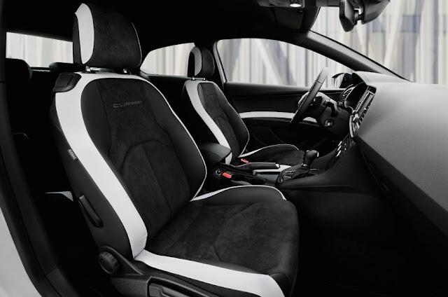 2016 Seat Leon Cupra 290