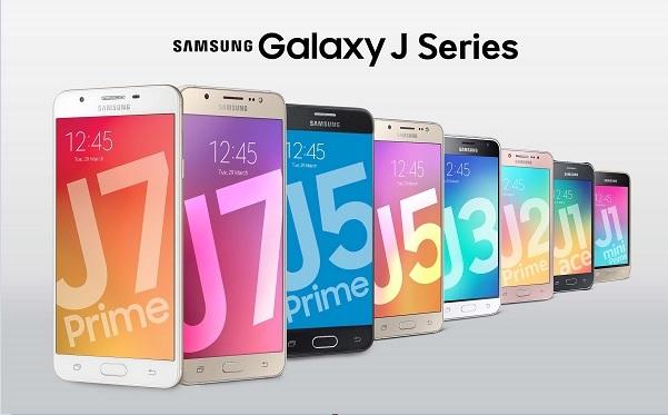 Asyykk Samsung J Series Akan Memiliki Fingerprint Sensors