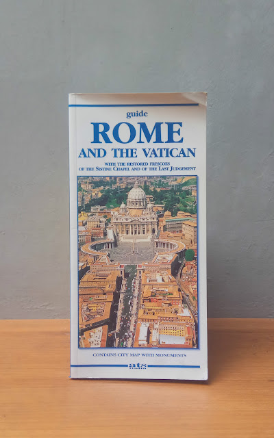 GUIDE ROME AND THE VATICAN, Frida Gianinni