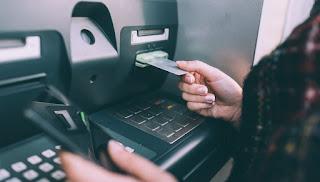 Yadda zaka samu ATM CARD dinka bayan ya maqale a ATM MACHINE.