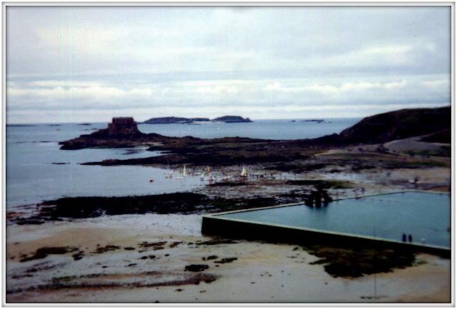 1992 Saint Malo, Bretagna