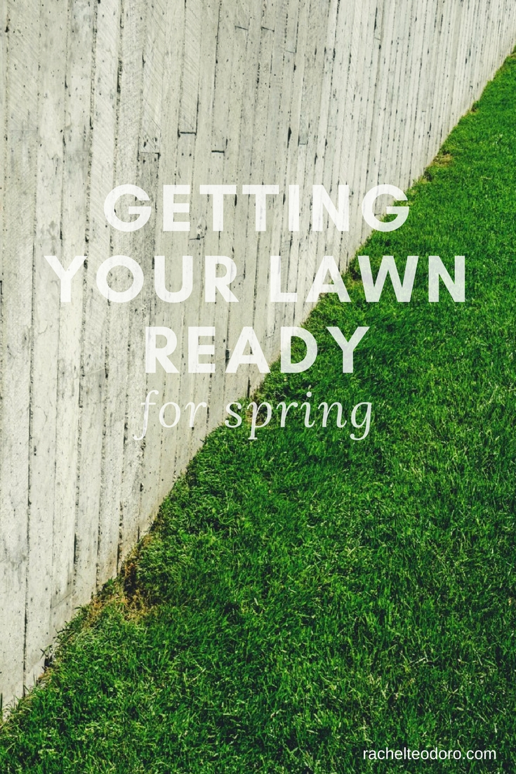 Getting Your Yard Ready for Spring | <datFeata:blog title
